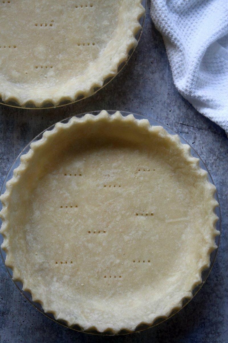 gluten free pie crust recipe